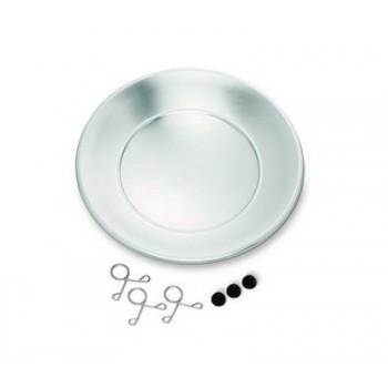 ASH CATCHER SET FOR 47 cm BBQ