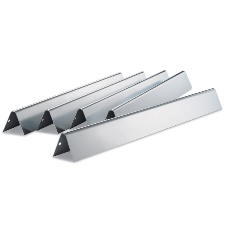 STAINLESS STEEL FLAVORIZER BARS FOR SPIRIT E-310