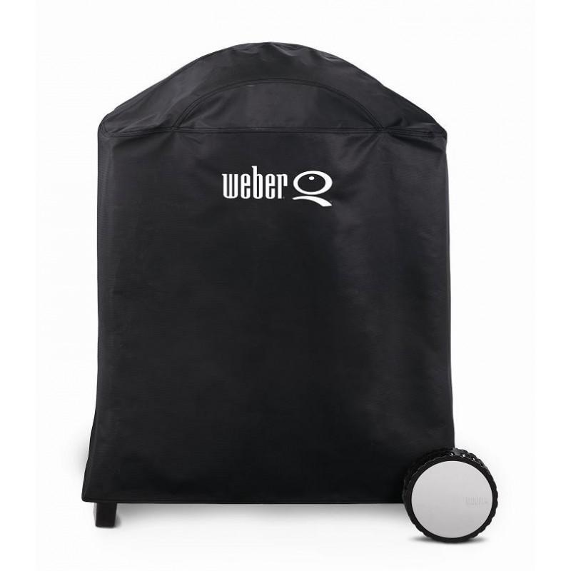 DELUXE VINYL COVER FOR WEBER Q1000 & Q2000 SERIES