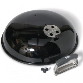 BLACK LID FOR BBQ OF 57cm