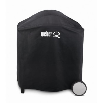 DELUXE VINYL COVER FOR WEBER Q 300 AND 3000 SERIES