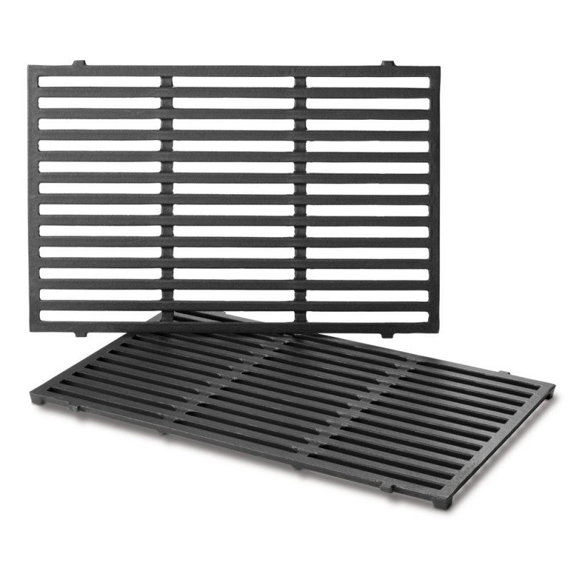 COOKING GRATES IN CAST IRON FOR SPIRIT SERIES 200