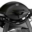 WEBER Q3200 BARBECUE BLACK