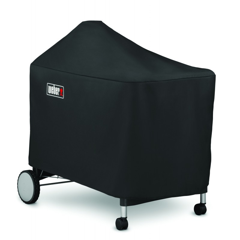 DELUXE VINYL COVER FOR WEBER PERFORMER PREMIUM AND PERFORMER DELUXE BBQ