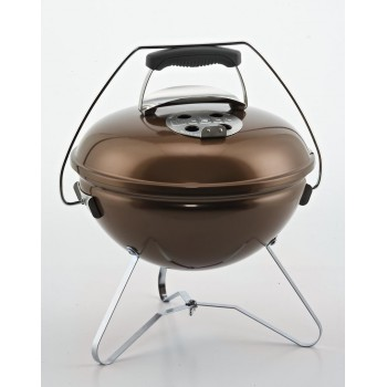 WEBER SMOKEY JOE PREMIUM 37 cm BARBECUE (BRONZE)