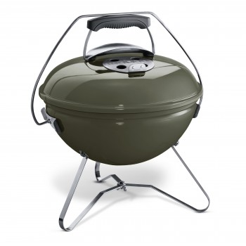 WEBER SMOKEY JOE PREMIUM 37 cm BARBECUE SMOKE GREY