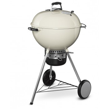 WEBER MASTER-TOUCH 57 cm IVORY WHITE GBS BARBECUE