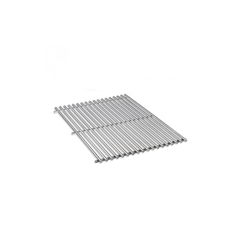 BIG STAINLESS STEEL COOKING GRATE FOR SUMMIT
