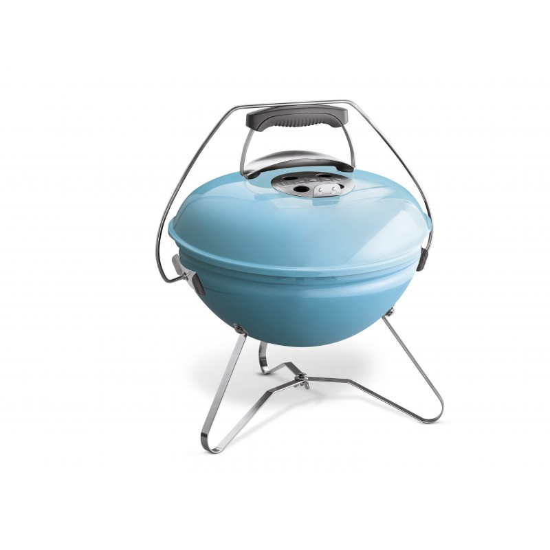 WEBER SMOKEY JOE PREMIUM 37 cm BARBECUE SLATE BLUE
