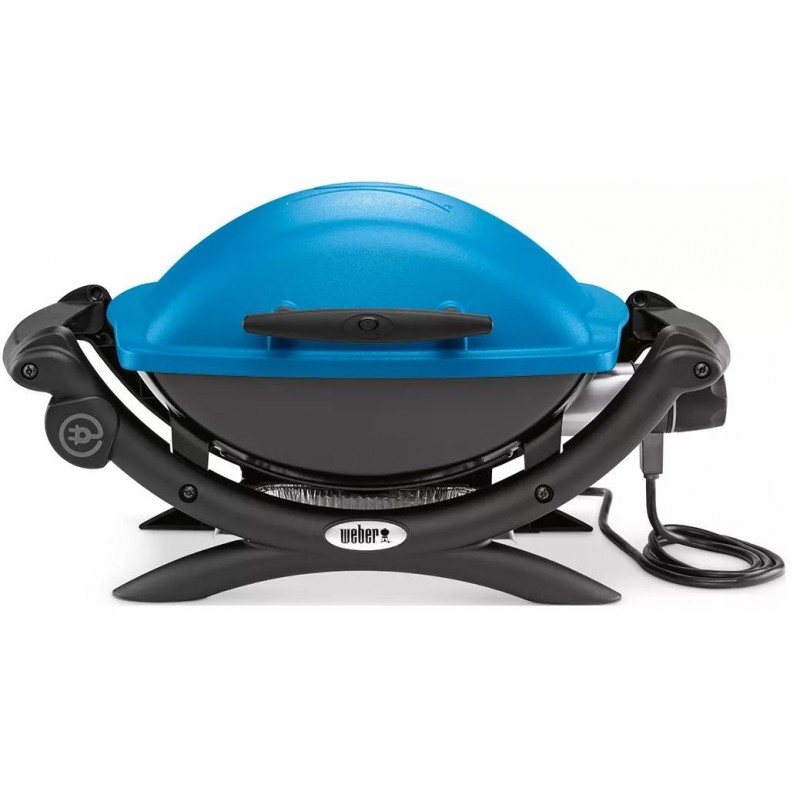 WEBER Q1400 BARBECUE BLUE