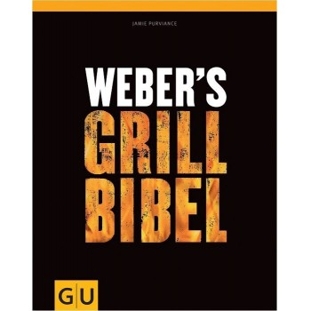 WEBER'S GRILL BIBEL IN GERMAN