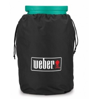 WEBER COVER FOR LARGE GAS BOTTLE