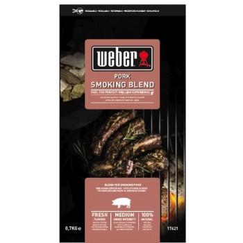 BOIS DE FUMAGE SPÉCIAL PORC WEBER