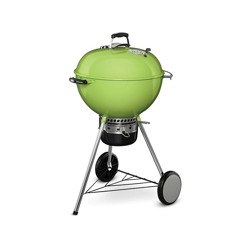 WEBER MASTER-TOUCH 57 cm SPRING GREEN GBS BARBECUE