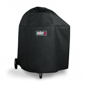 DELUXE VINYL COVER COVER FOR WEBER SUMMIT CHARCOAL GRILL
