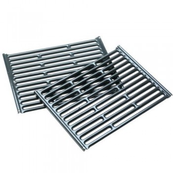 ENAMELLED STEEL GRATES FOR SPIRIT SERIES 300