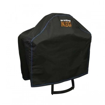 KEG PREMIUM  POLYESTER GRILL COVER