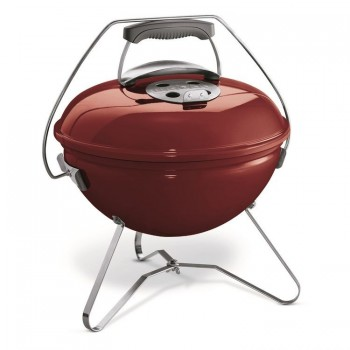 BARBACOA WEBER SMOKEY JOE PREMIUM 37cm (CRIMSON RED)
