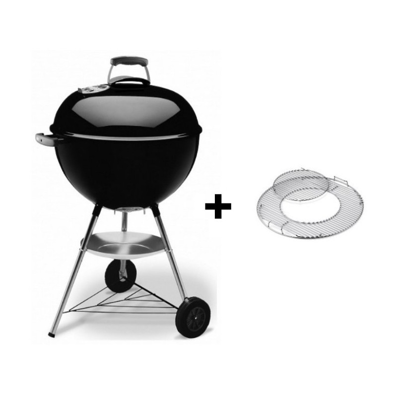 barbecue weber bar b kettle gbs 47cm por euros. Black Bedroom Furniture Sets. Home Design Ideas