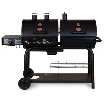 BARBECUE CHAR-GRILLER GRILLIN' PRO