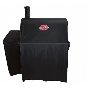 BARBECUE CHAR-GRILLER SUPER PRO COVER