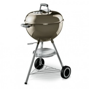 WEBER  ORIGINAL KETTLE 47 cm BARBECUE SMOKE GREY