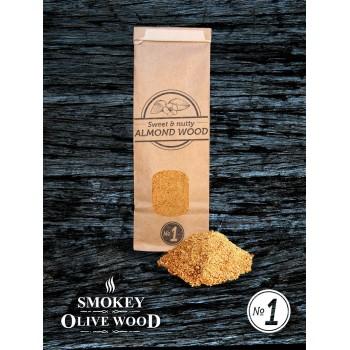 SOW Almond Wood Smoking Dust Nº1