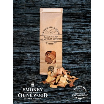SOW Almond Wood Chips Nº3