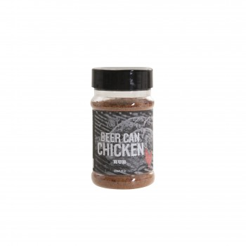 NOT JUST BBQ BEER CAN CHICKEN RUB