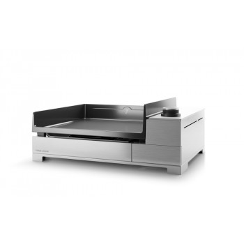 PLANCHA FORGE ADOUR PREMIUM ELECTRICA 45 CHASIS INOX