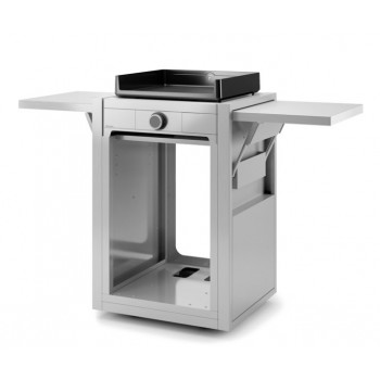 TROLLEY INOX FOR PLANCHA MODERN 45 FORGE ADOUR