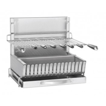 Table-top grill 907.56 inox Forge Adour