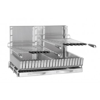 Table-top grill 927 inox Forge Adour