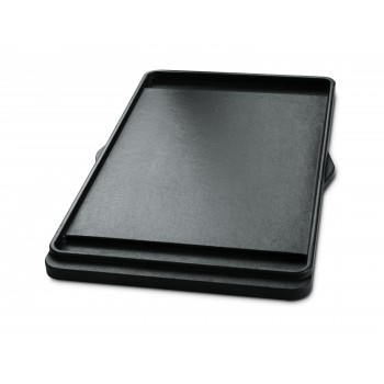 CAST IRON GRIDDLE FOR 2 BURNER SPIRIT
