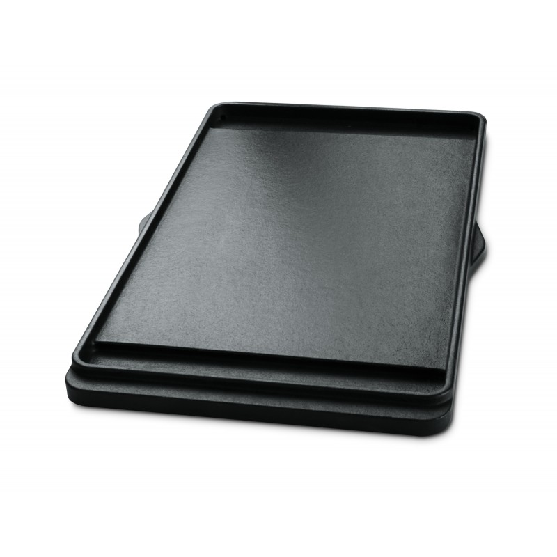 CAST IRON GRIDDLE FOR 2-BURNER SPIRIT