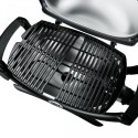 BARBECUE WEBER Q 1400 ELECTRIC GRILL WITH STAND AND TABLES