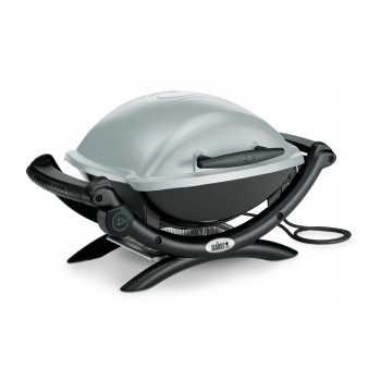 BARBECUE WEBER Q1400 (GRIS CLAIR)
