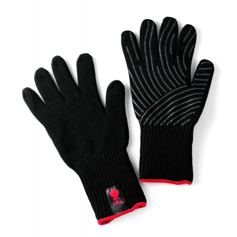 PAIR OF WEBER GLOVES SIZE S/M