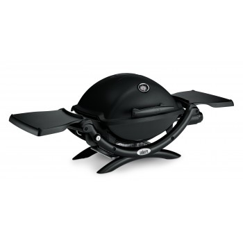 WEBER Q1200 BARBECUE BLACK
