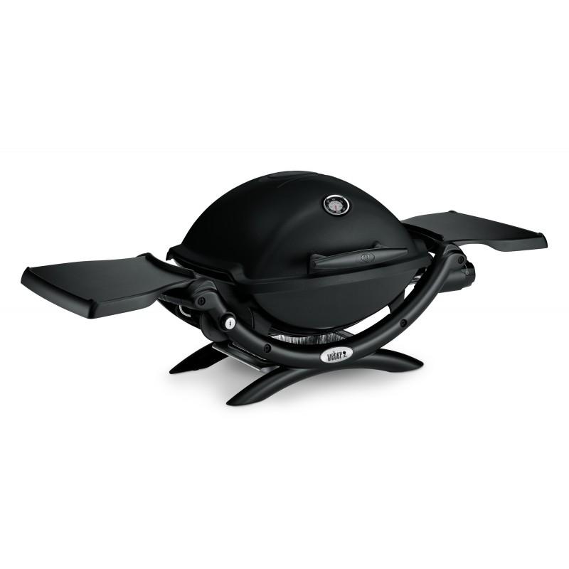 WEBER Q1200 BARBECUE BLACK