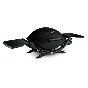 WEBER Q2200 BARBECUE (BLACK)