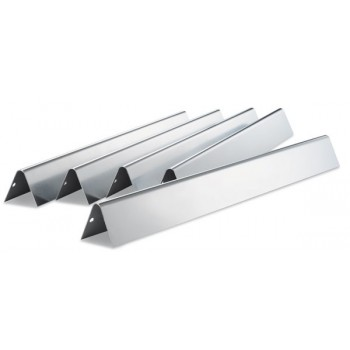 STAINLESS STEEL FLAVORIZER BARS FOR GENESIS SERIES 300