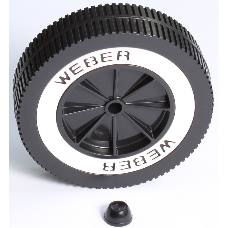 WHEEL FOR BBQ 15 cm