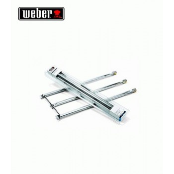 3 BURNER KIT +CROSSOVER TUBE FOR SPIRIT SERIES 300