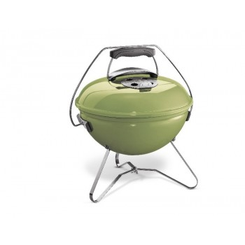 WEBER SMOKEY JOE PREMIUM 37 cm BARBECUE (SPRING GREEN)