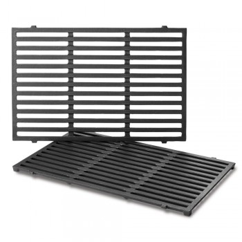 COOKING GRATES IN CAST IRON FOR SPIRIT SERIES 300