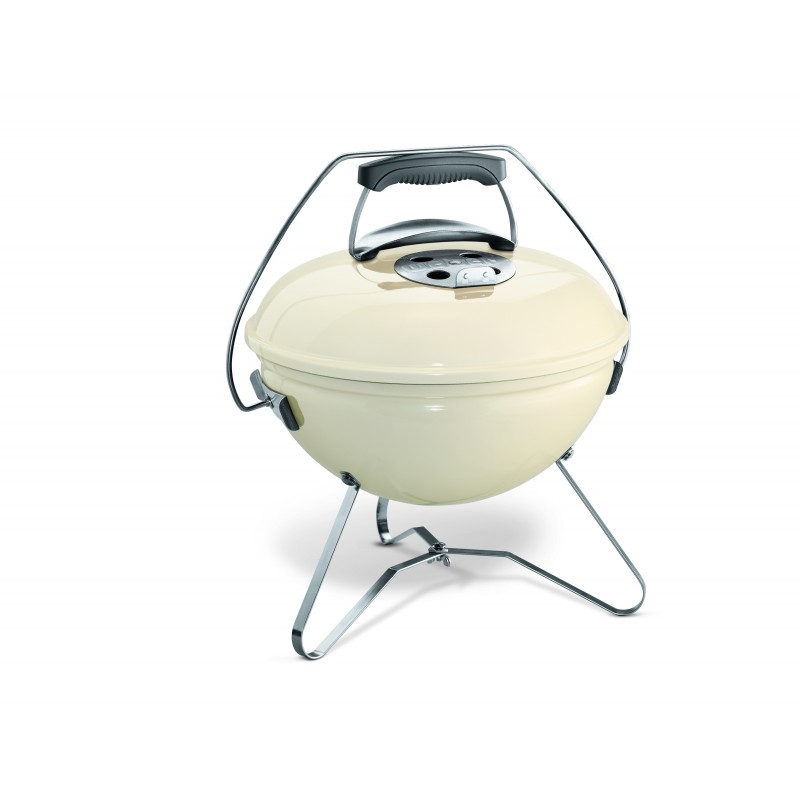 WEBER SMOKEY JOE PREMIUM 37 cm BARBECUE (IVORY)