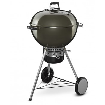 WEBER MASTER-TOUCH 57 cm SMOKE GREY GBS BARBECUE