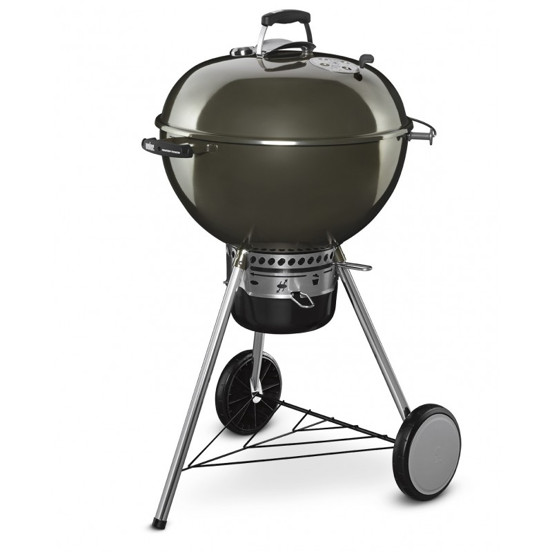BARBACOA WEBER MASTER-TOUCH 57cm  GBS SMOKE GREY