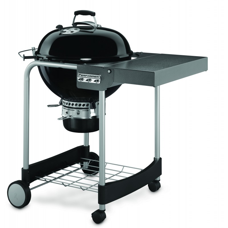 WEBER PERFORMER  GBS 57cm BARBECUE BLACK + COVER